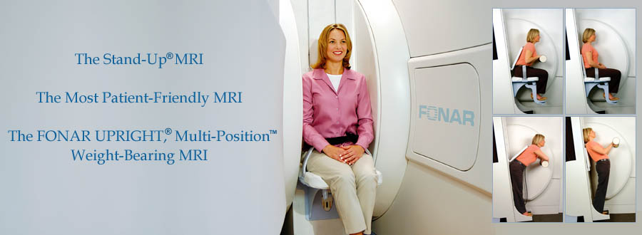 Stand-Up MRI of Melville
